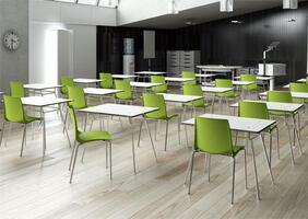 Židle pro kavárny a jídelny